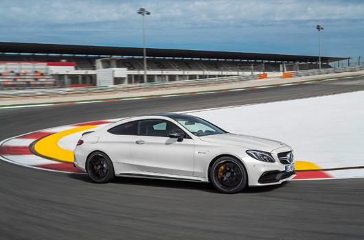 2016 Mercedes-AMG C63 S Coupe