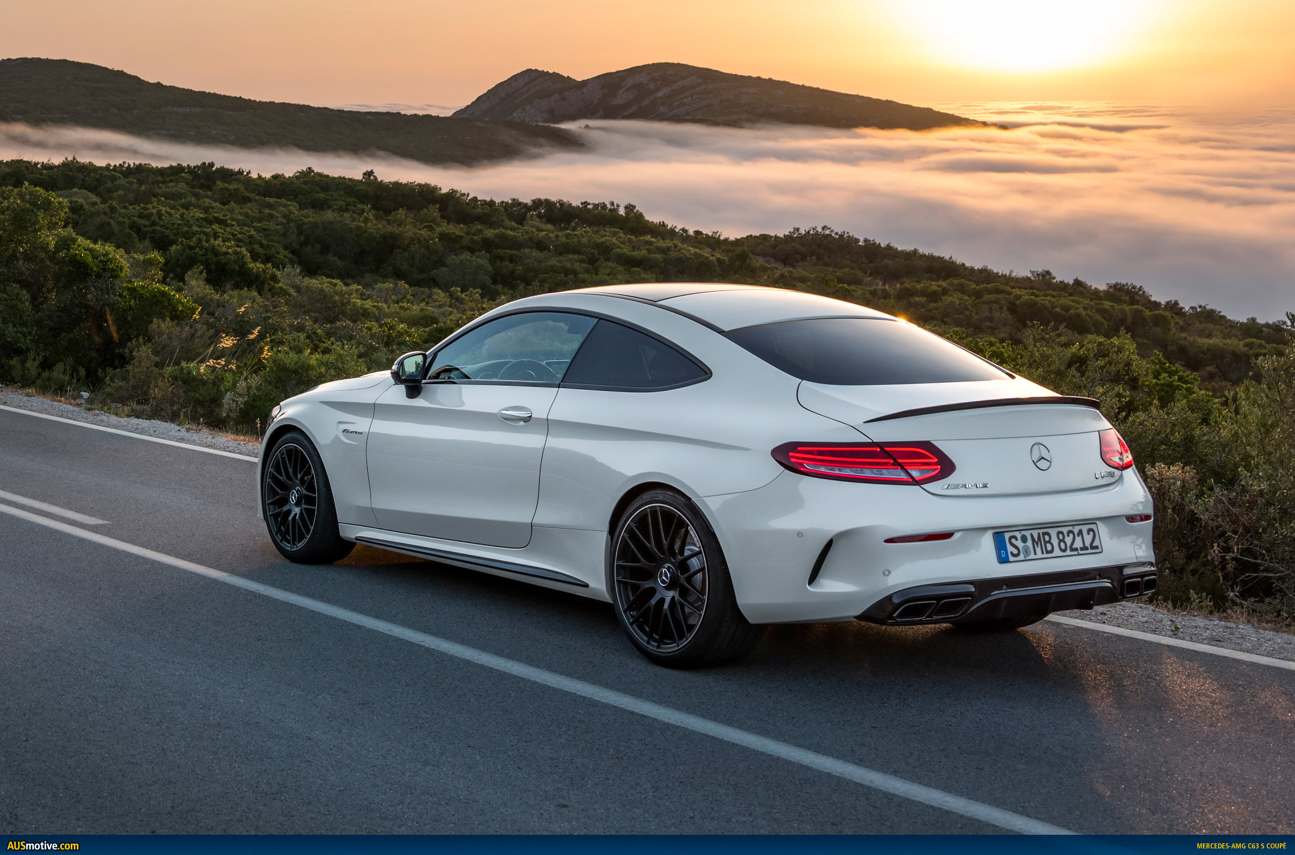 2016 mercedes amg c63 coup revealed - Mercedes classe c coupe amg ...