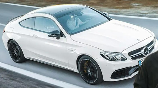 2015 Mercedes-AMG C63 Coupe