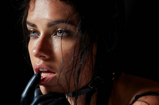 Because Adriana Lima