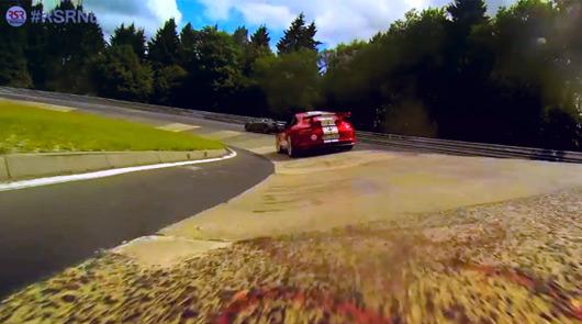 Sabine Schmitz, Porsche 911 GT3, Nurburgring