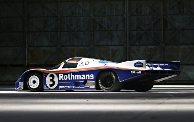 Le Mans winning Porsche 956.003