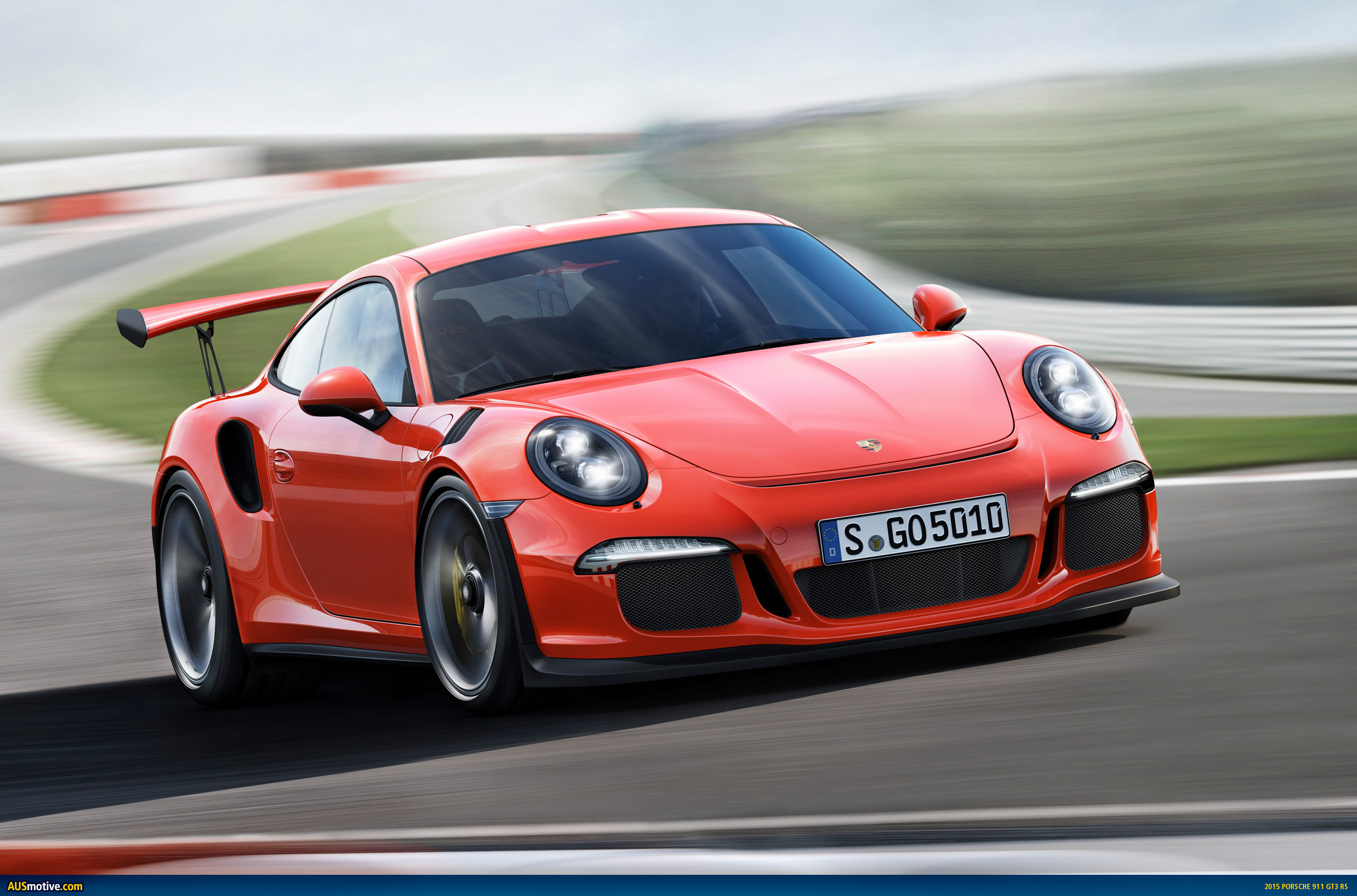2015 porsche 911 gt3 rs revealed. Black Bedroom Furniture Sets. Home Design Ideas