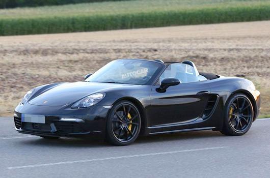 981.2 Porsche Boxster