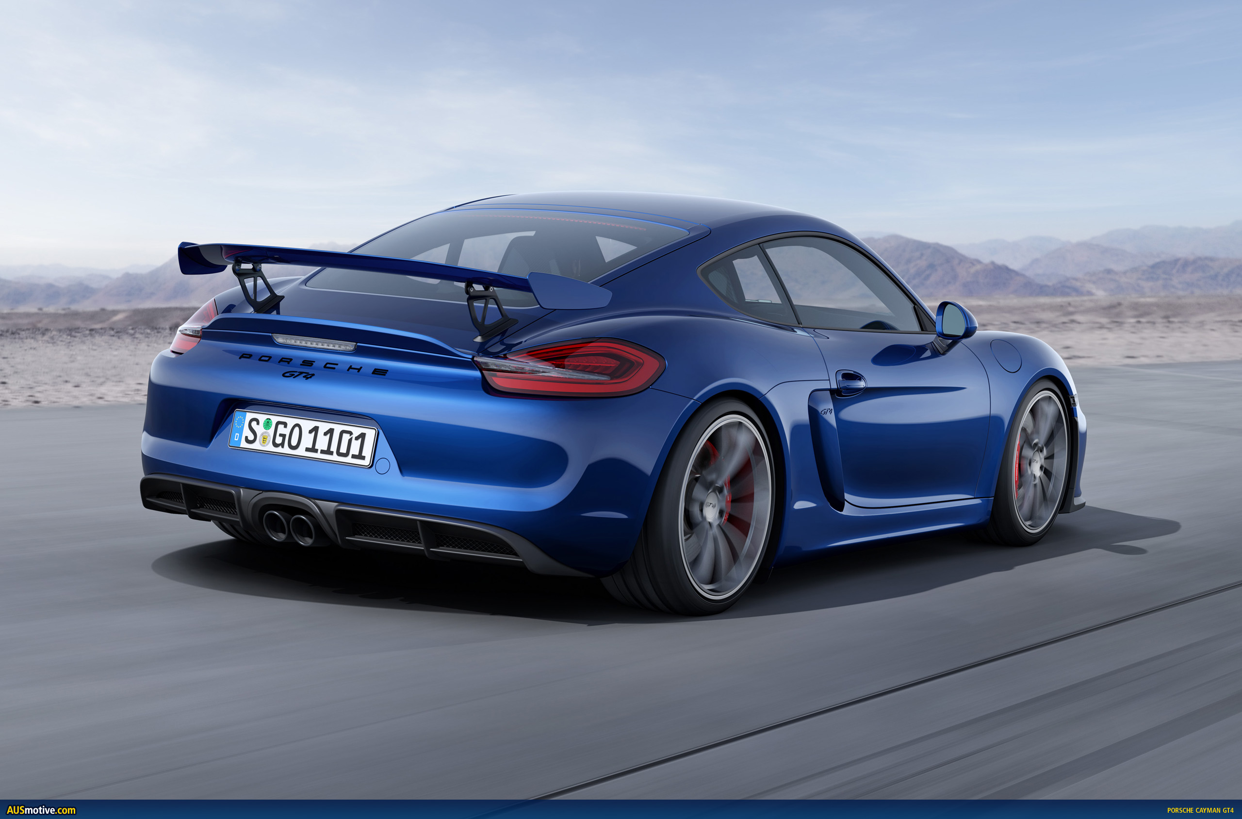 porsche cayman gt4 revealed. Black Bedroom Furniture Sets. Home Design Ideas
