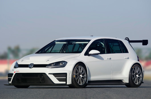 Volkswagen Golf VII Racing