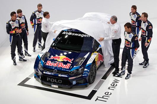 2015 Volkswagen Polo R WRC