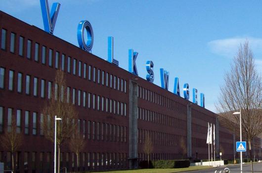 Volkswagenwerk Kassel, Baunatal