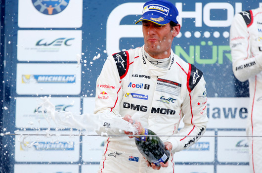 Mark Webber wins 2015 6 Hours of Nurburgring