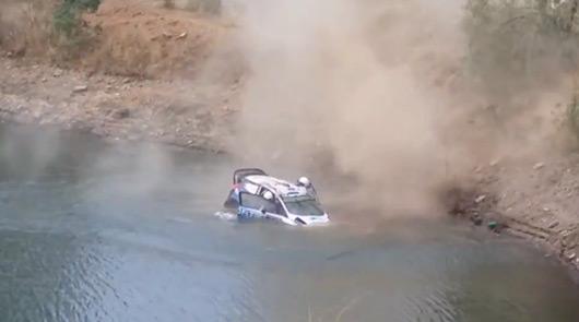Ott Tanak, 2015 Rally Mexico