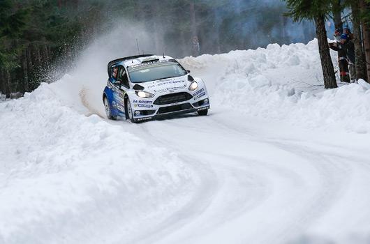 2015 Rally Monte Carlo