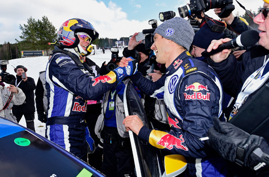 2015 Rally Sweden