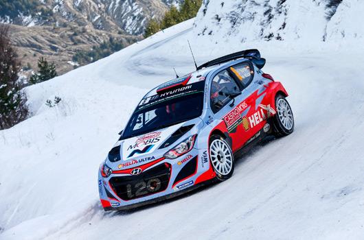 2015 Rallye Monte Carlo