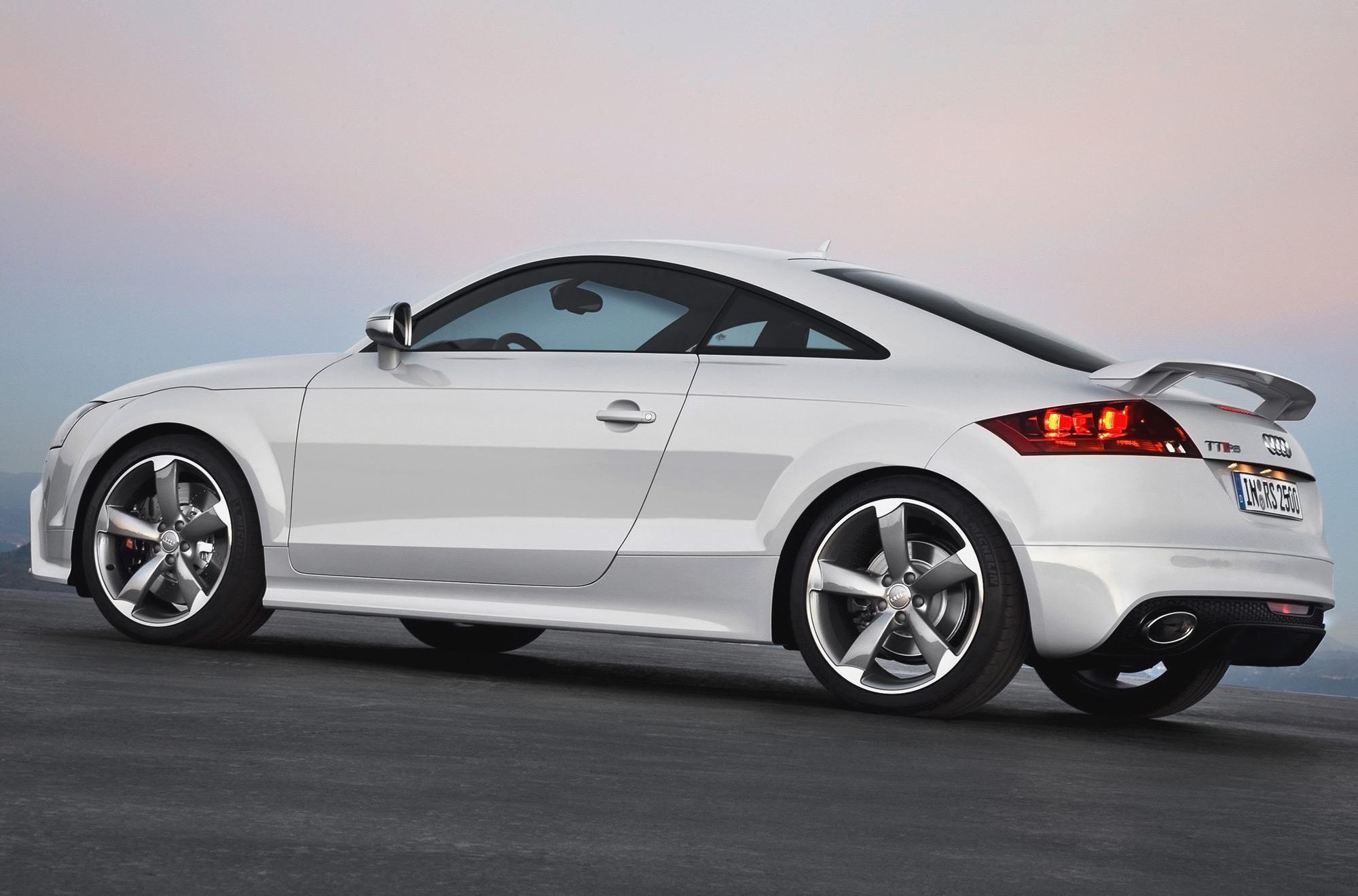AUSmotive.com » Geneva 2009 - Audi TT RS (due in Australia ...