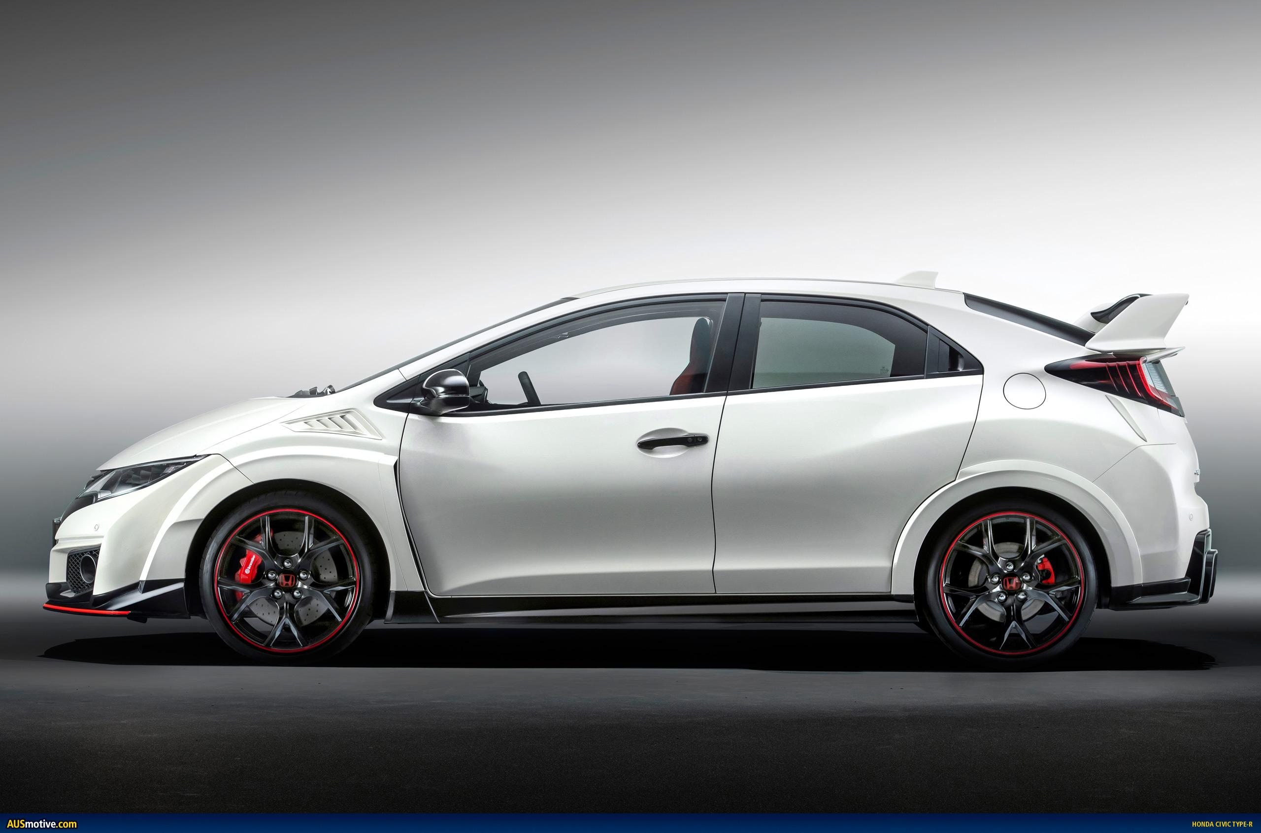 AUSmotive.com » Geneva 2015: Honda Civic Type R