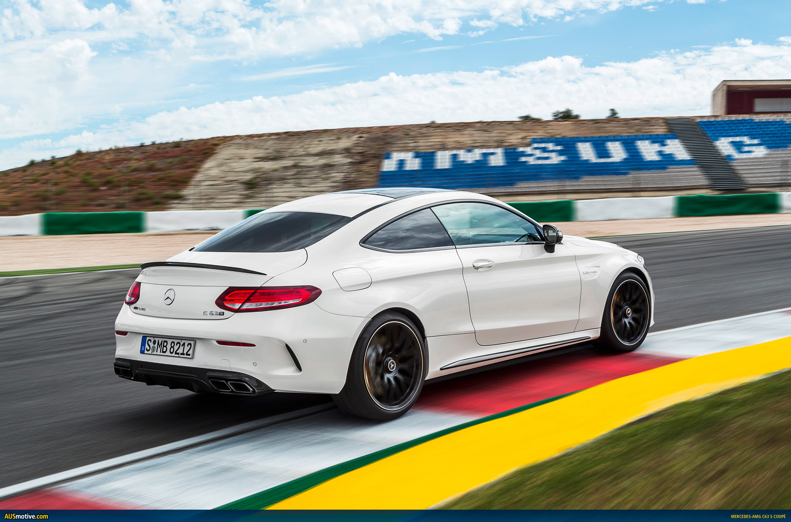 2016 Mercedes Amg C63 S Coupe